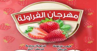 عروض فتح الله من 22 فبراير حتى 28 فبراير 2021 مهرجان الفراولة
